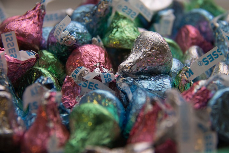 Kisses and Chocolate Bliss
