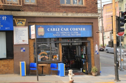 Cable Car Corner Store